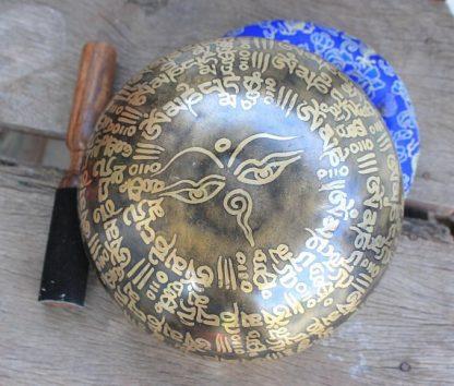 Mantra Singing Bowl
