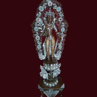 Big buddha statues - Avalokitesvara-Lokesvara