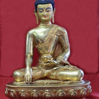 gold buddha statue for sale shakyamuni