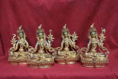21 taras goddess Tara set