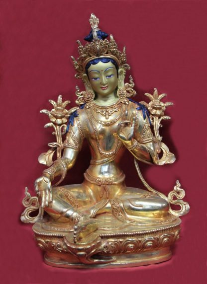 green tara goddess