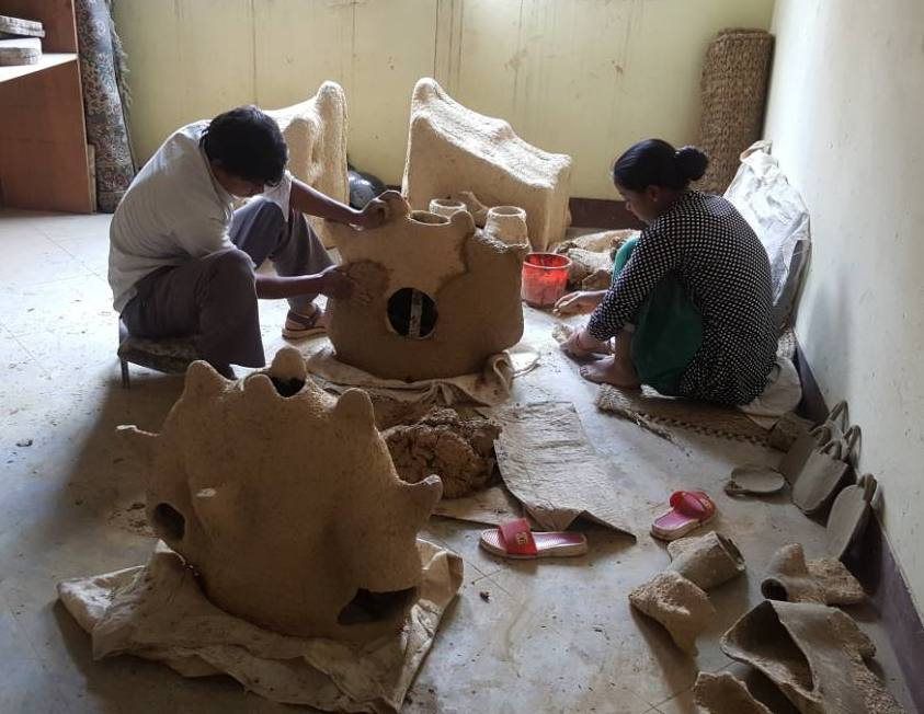 Clay Moulding