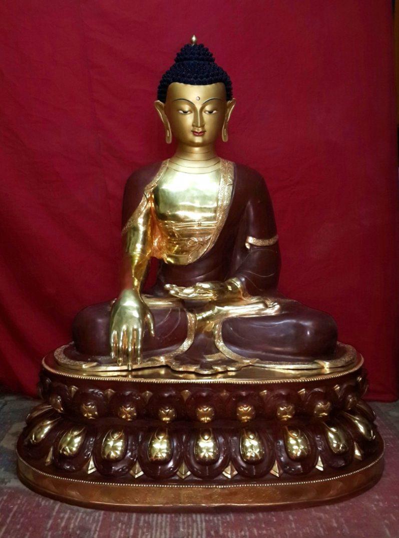 Buddha Statue a symbol of peace - An inspiration for meditation