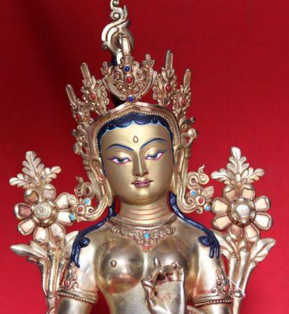 Standing Tara Face