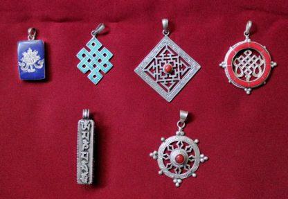 tibetan charms