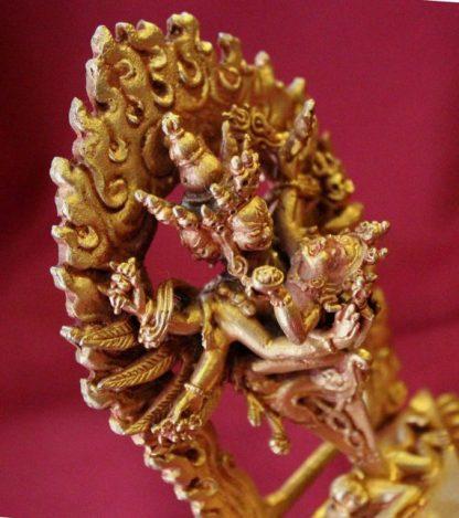 vajrakilaya phurba full gold