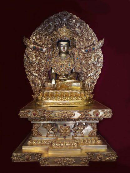 Big Buddha Shakyamuni Statue