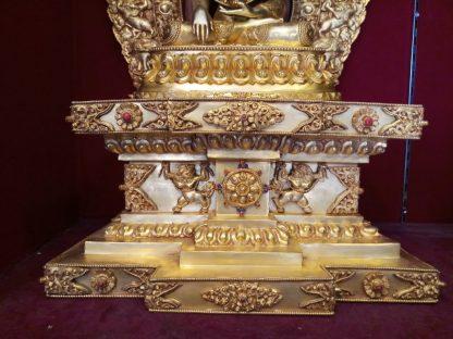 Big Buddha Statue Shakyamuni base