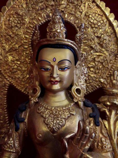 Lokesvara Buddha Statue
