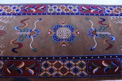 Tibetan Carpet Mandala Rug 1