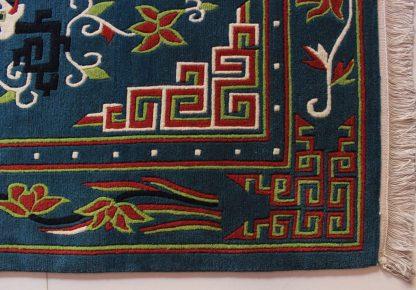 Tibetan Mandala Carpet zoom