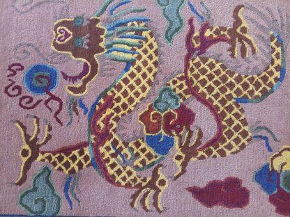 Tibetan rug Dragon Carpet