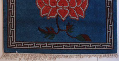 Tibetan Carpet Eight Auspicious zoom