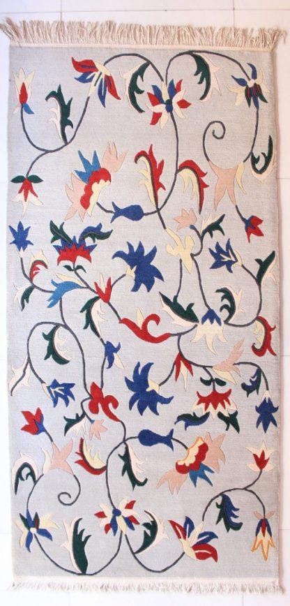 Tibetan Flower Carpet