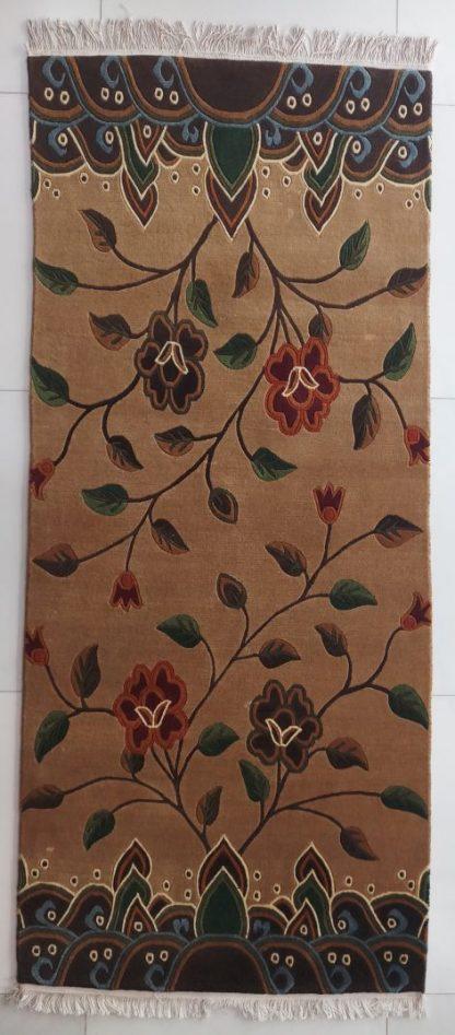 Tibetan carpet flower