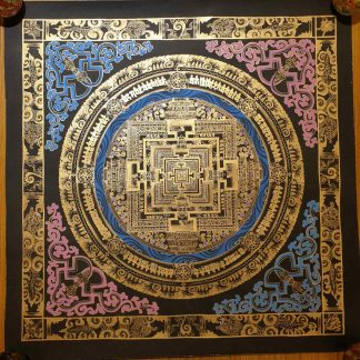 kalachakra mandala wall decor