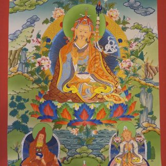 guru rinpoche art decor