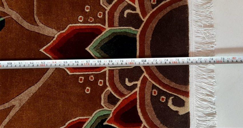 Tibetan Carpet Flower Rug Buddhist Gifts