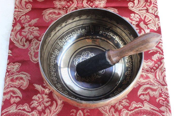 Tibetan Healing Bowl