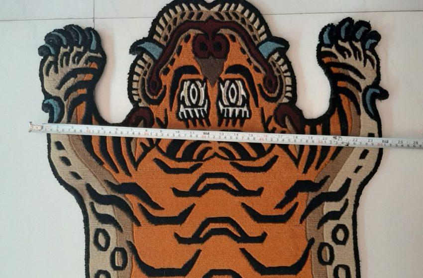 Tibetan Tiger floor n decor