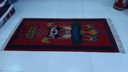 meditation rug altar decor