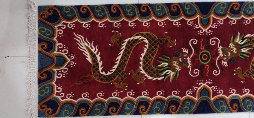 TIbetan Dragon Carpets