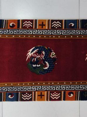 Tibetan Dragon Runner Rugs