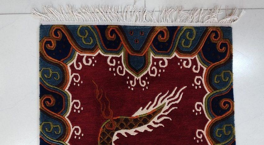 tibetan Dragon Rug gifts