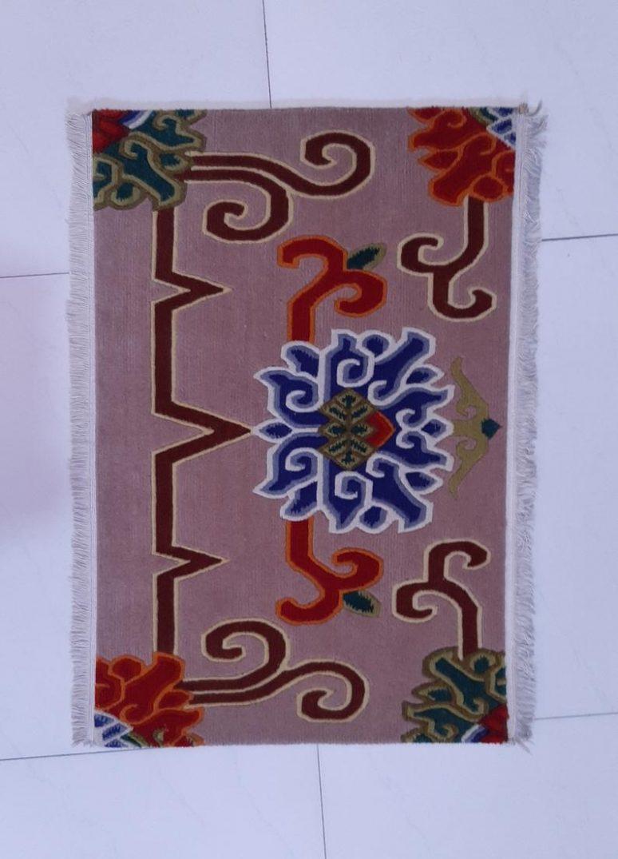 Tibetan Lotus MEditation MAt