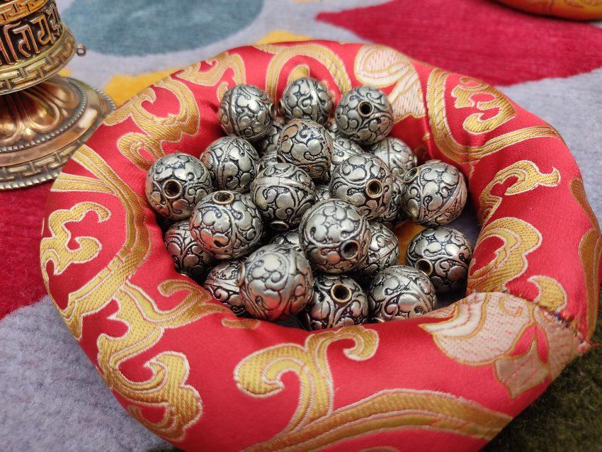 tibetan silver Beads gifts